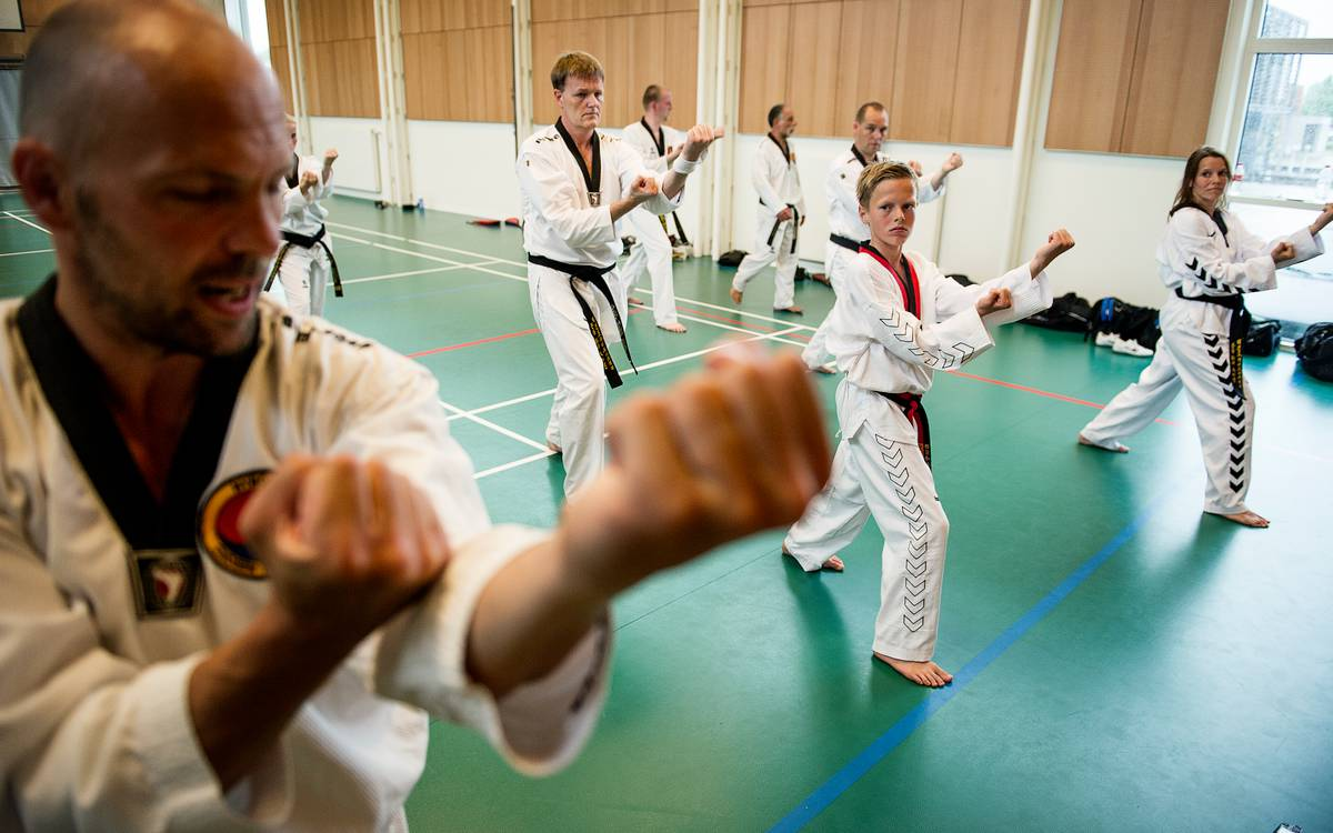 Chosen Nyborg Taekwondo Klub